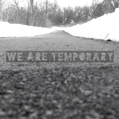 We Are Temporary